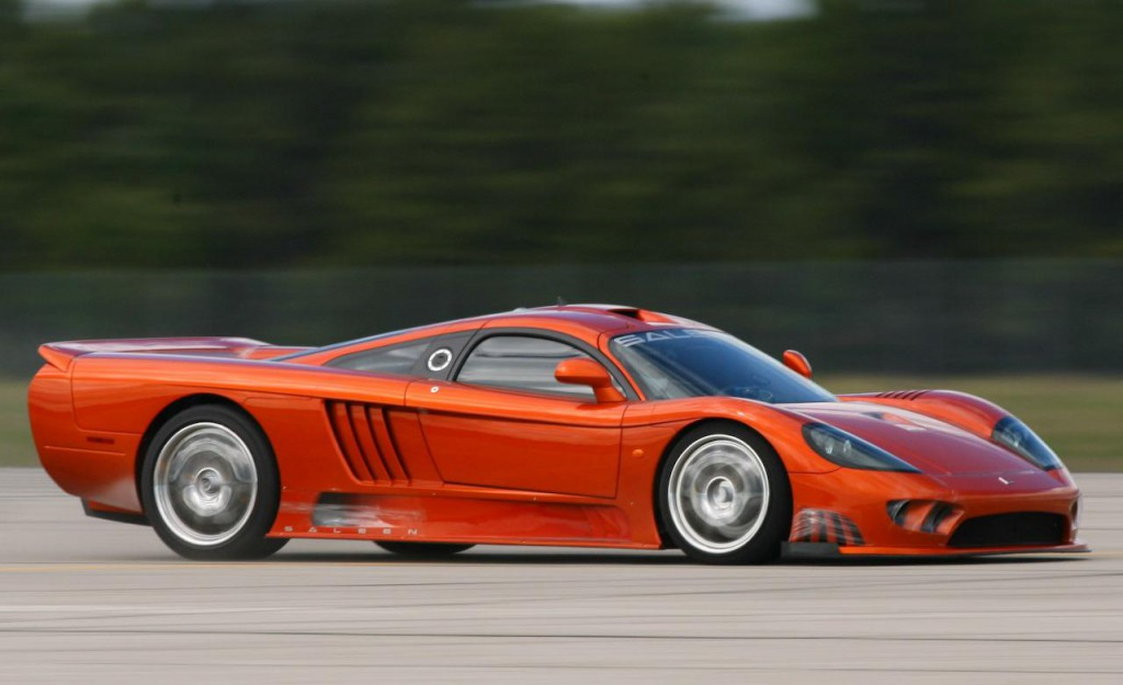 Saleen S7 Twin Turbo - Exotic Car List