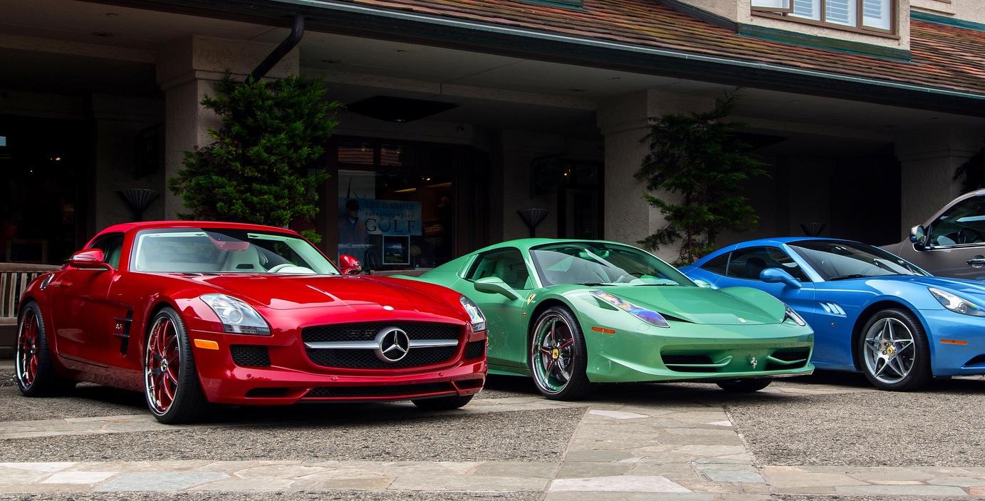Buying A Cheap Supercar Exotic Car List