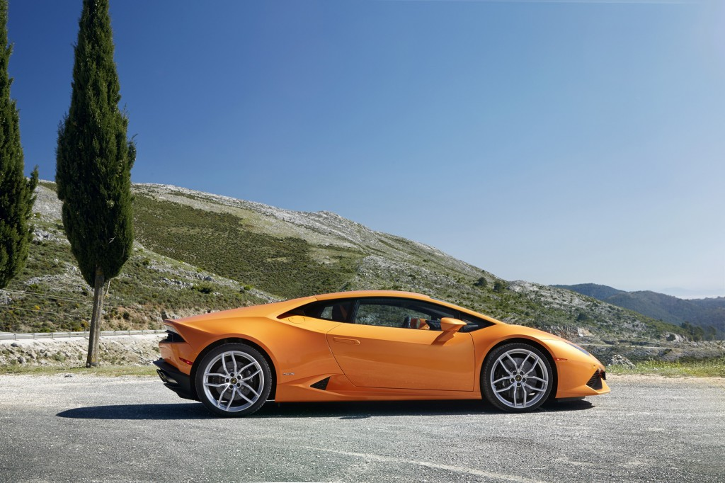 Buying a lamborghini huracan