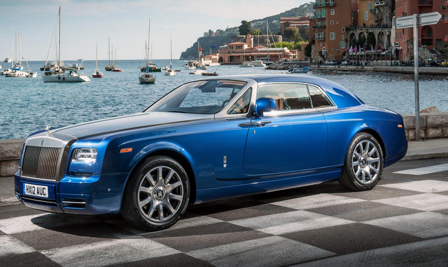 Bentley Gt Vs Rolls Royce Phantom Exotic Car List