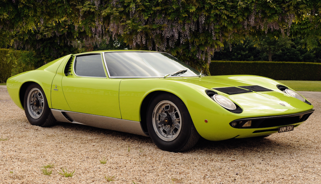Top Exotic Cars of the 60s - Exotic Car List