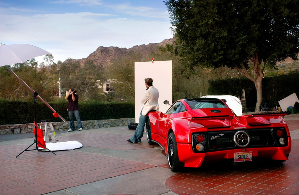 How to Sell Supercars Online - Exotic Car List