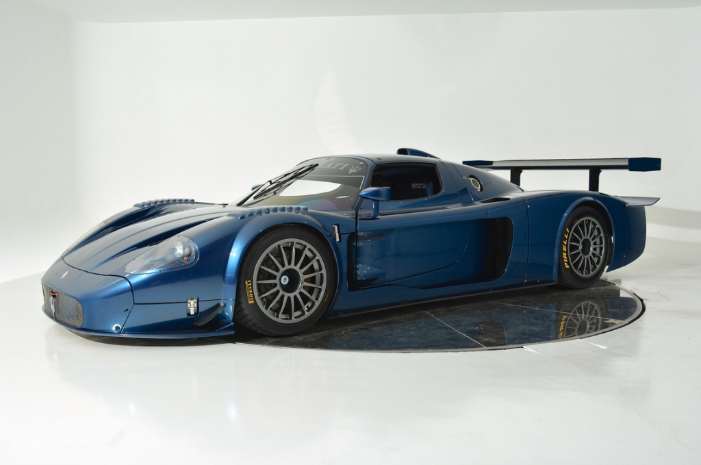 Rare Maserati MC12 Corsa Up For Sale - Exotic Car List