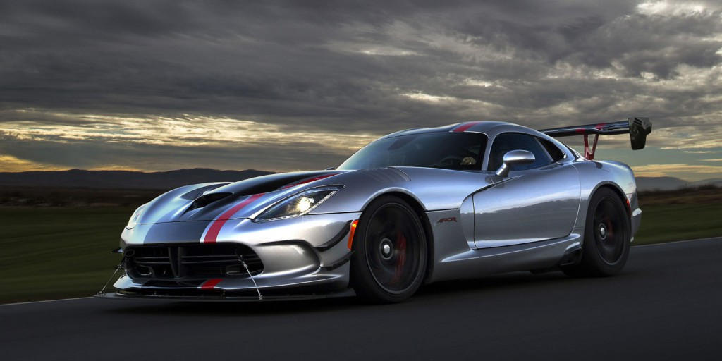 Get Ready for the New Dodge Viper ACR - Exotic Car List
