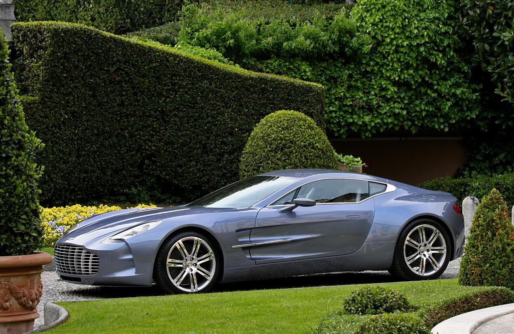 Aston Martin One-77: A True Supercar - Exotic Car List
