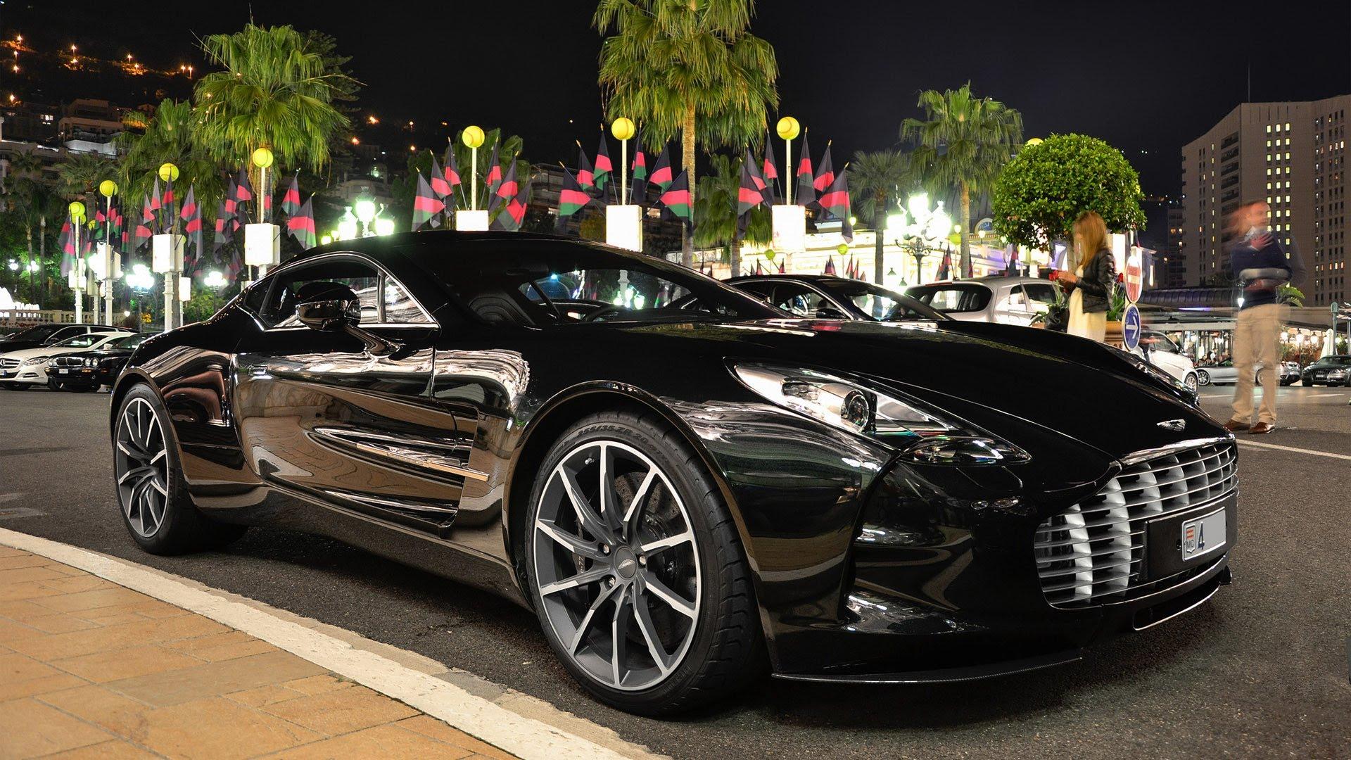Aston Martin One 77 A True Supercar Exotic Car List