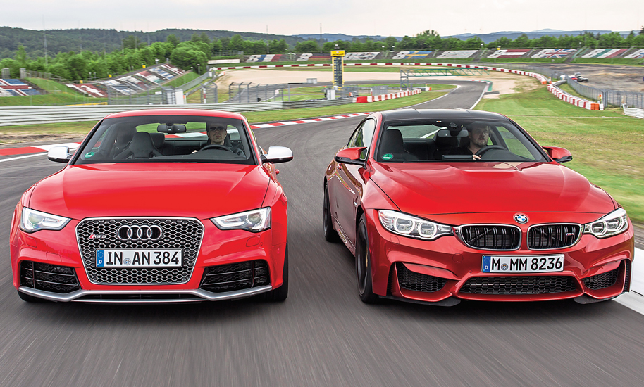 2019 Audi Rs5 Vs Bmw M4 Bmw Foto And Picture In The Word