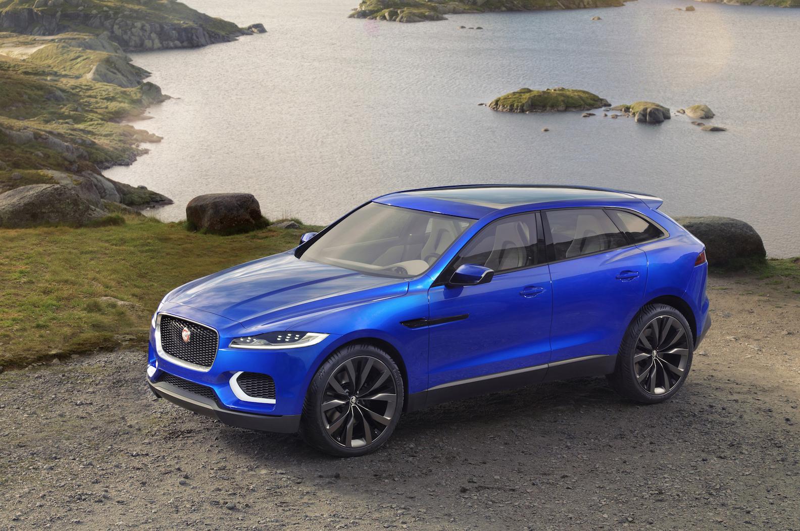 Jaguar F-Pace: A New Luxury SUV