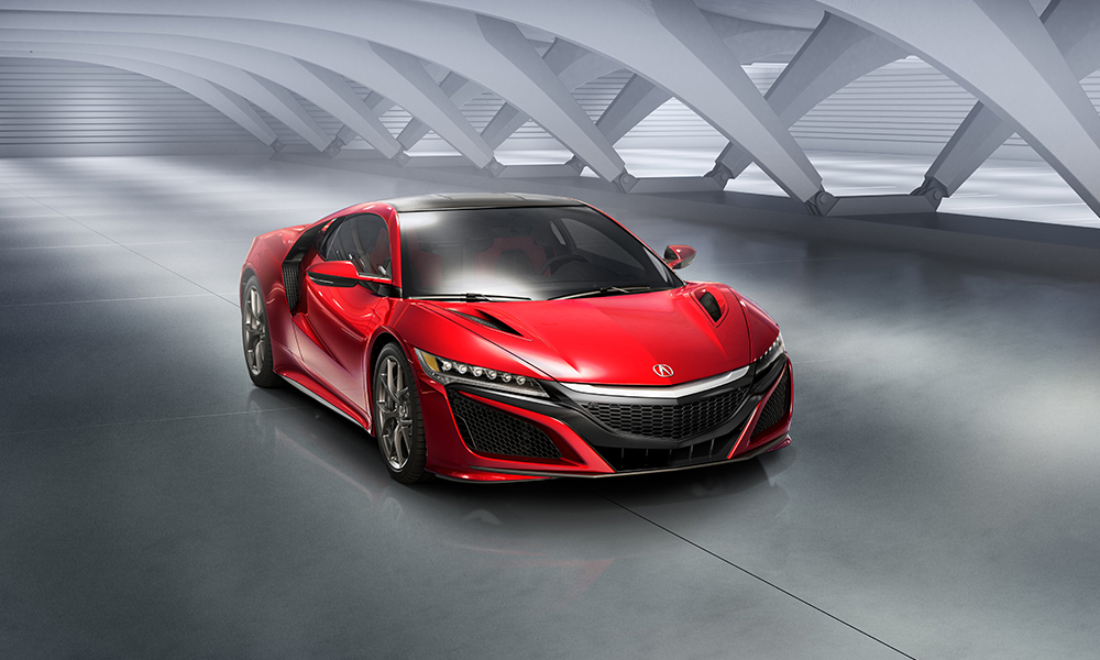 Acura Exotic Car >> 2016 Acura Nsx Back In The Game Exotic Car List