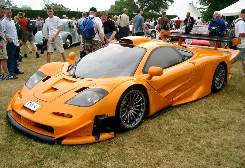 McLaren F1: The Ultimate Sports Car - Exotic Car List