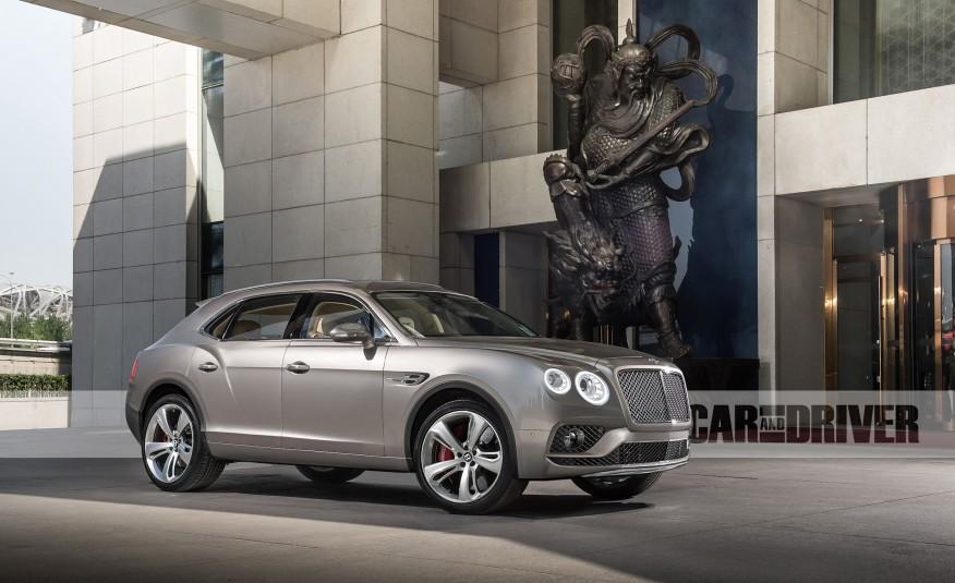 Bentley Bentayga: The Ultra-Luxury SUV