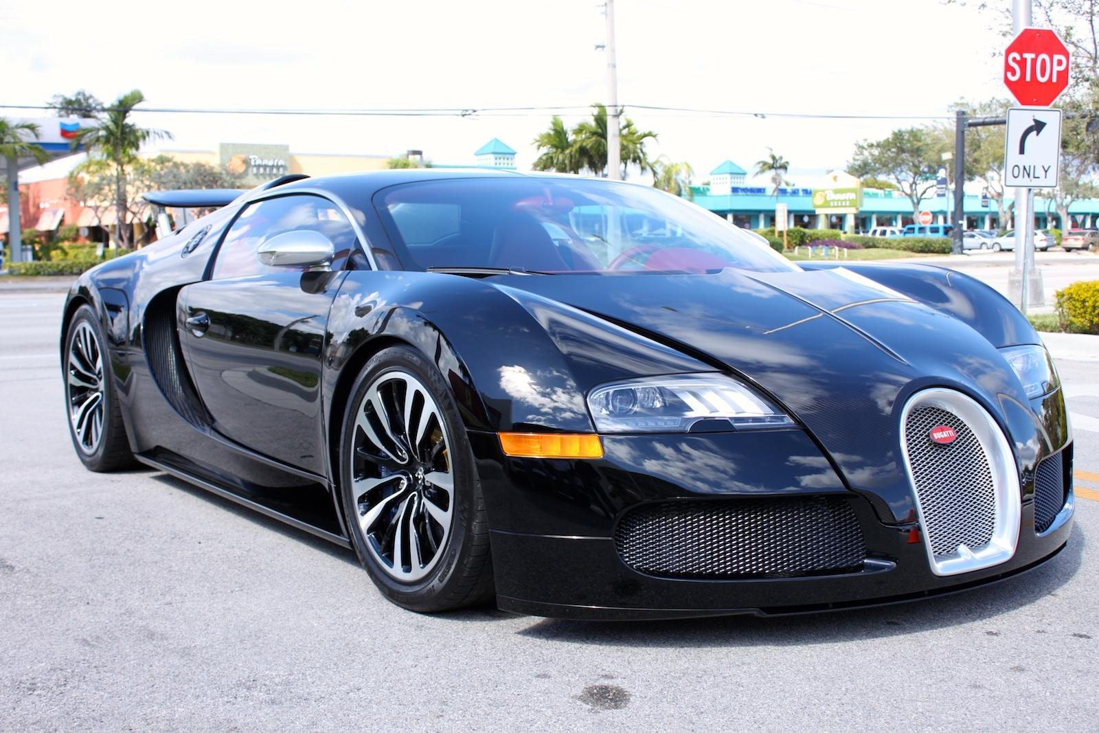 2010 Bugatti Veyron Eb 16 4 Sang Noir Exotic Car List