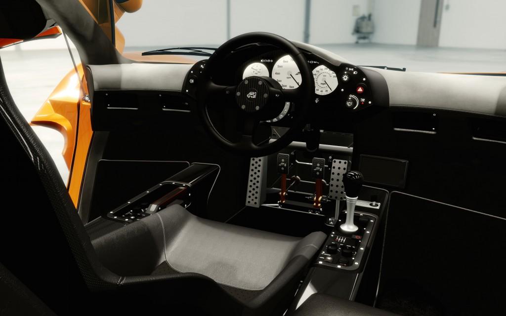 mclaren f1 the ultimate sports car exotic car list. Black Bedroom Furniture Sets. Home Design Ideas