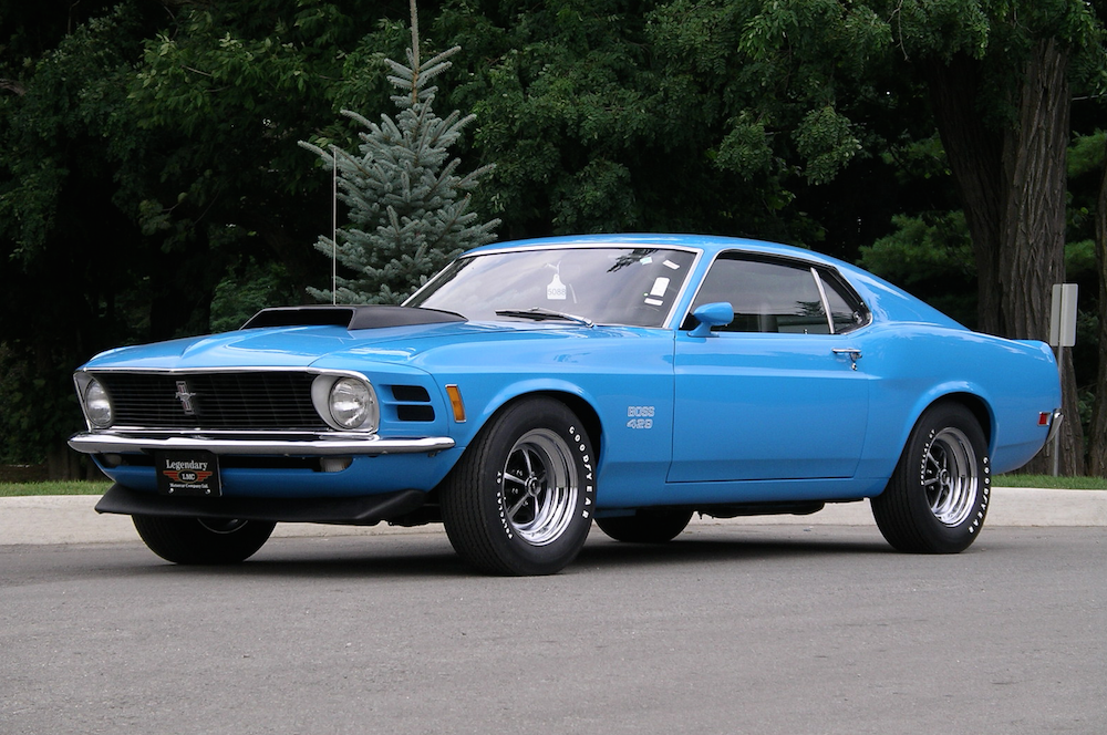 List Of Muscle Cars >> Best Muscle Cars Of The 60s And 70s Exotic Car List