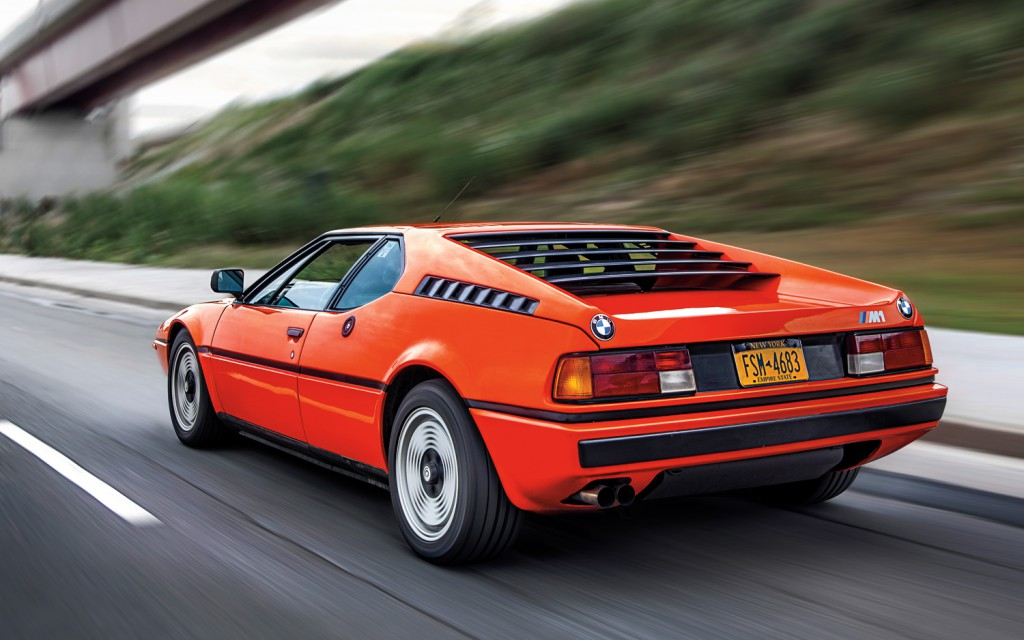 Bmw M1 A Sports Car Ahead Of Its Time Exotic Car List
