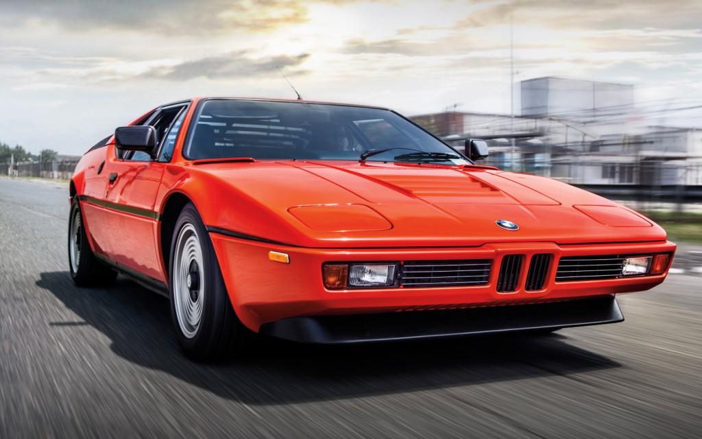 BMW M1: A Sports Car Ahead of its Time - Exotic Car List