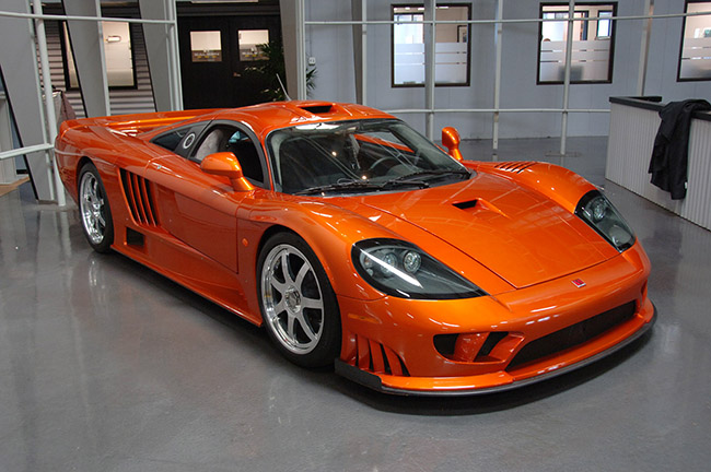 2007 Saleen S7 >> Top 5 American Supercars - Exotic Car List