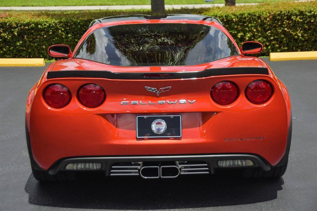 2011 Callaway Corvette SC606 For Sale - Exotic Car List