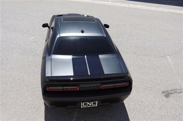 Used Tesla Model S For Sale >> Matte Black Dodge Challenger Hellcat - Exotic Car List