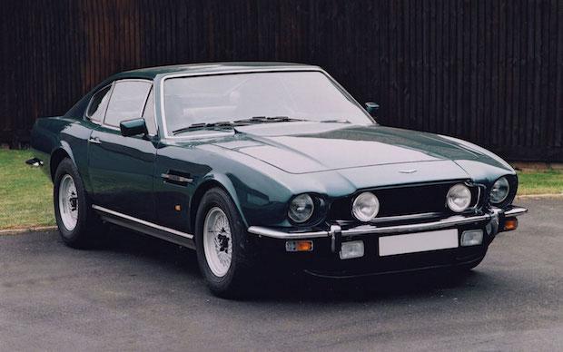1981 Aston Martin V8 Vantage Zagato