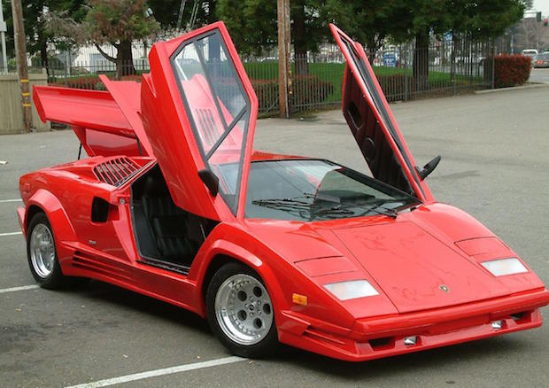 The 10 Best Supercars From The 80s Exotic Car List