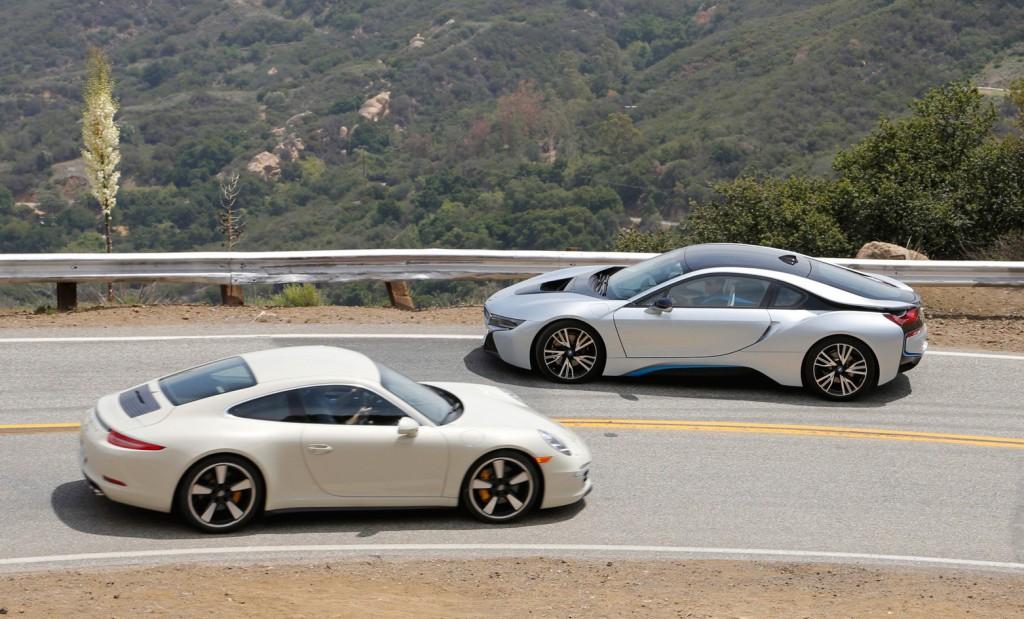 Bmw I8 Vs Porsche 911 Hybrid Or A Proven Performer Exotic Car List