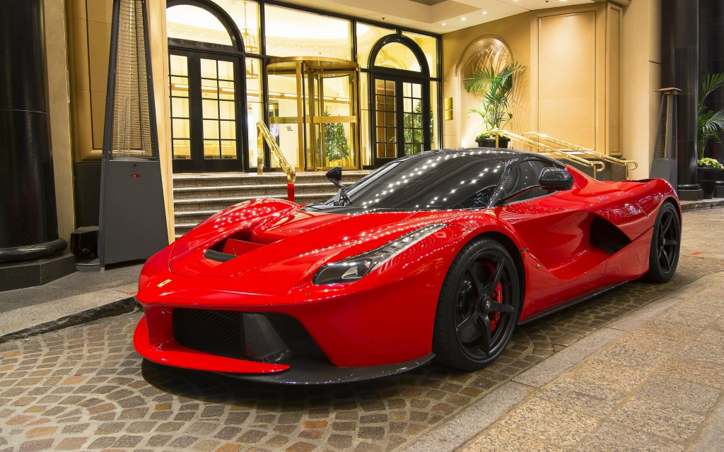 Top 5 Ferraris of All Time - Exotic Car List