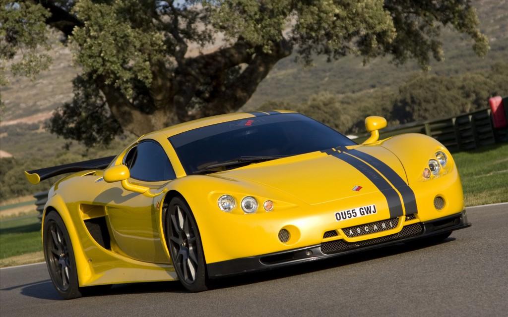 The Ascari A10: A 220 MPH Underdog - Exotic Car List