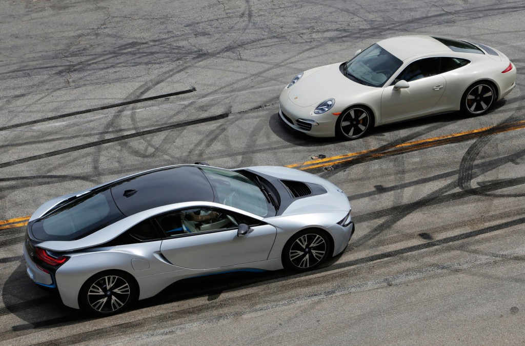 Bmw I8 Vs Porsche 911 Hybrid Or A Proven Performer Exotic Car List