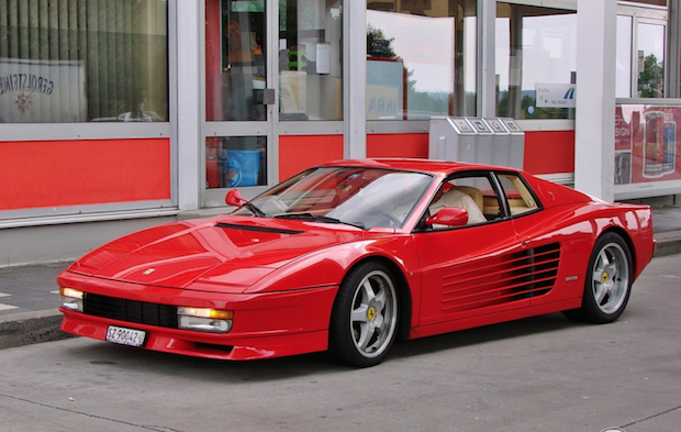 The Best Supercars From The S Exotic Car List - Cool cars 80s
