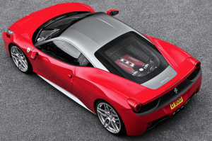 Ferrari Aftermarket Upgrades