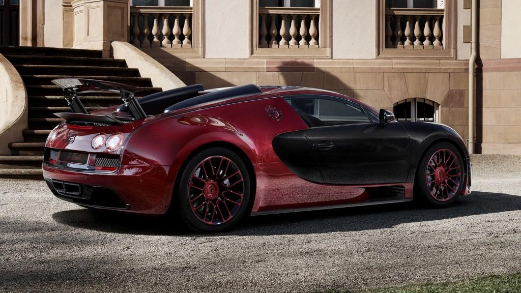 bugatti veyron 16 4 grand sport vitesse la finale. Black Bedroom Furniture Sets. Home Design Ideas