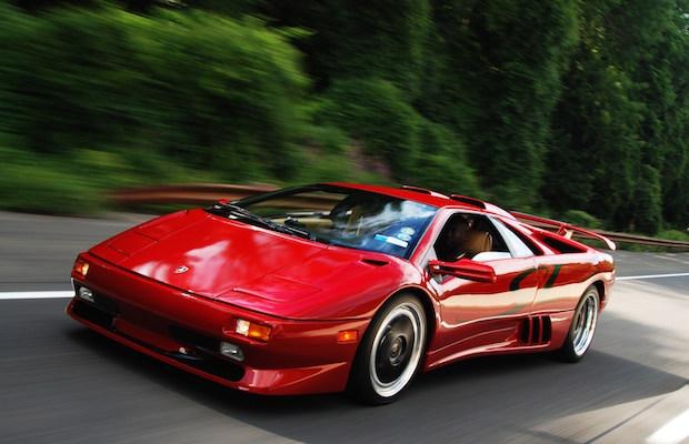 Lamborghini Diablo 1990 1998 Exotic Car List