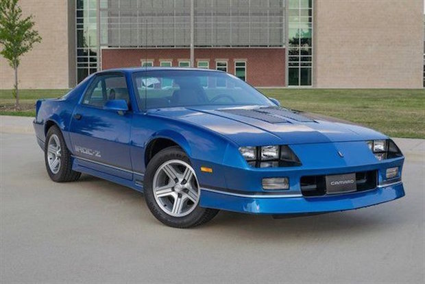 Nissan 300zx For Sale >> Rare 1990 Camaro IROC Z 1LE For Sale - Exotic Car List