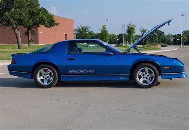 Rare 1990 Camaro Iroc Z 1le For Sale Exotic Car List