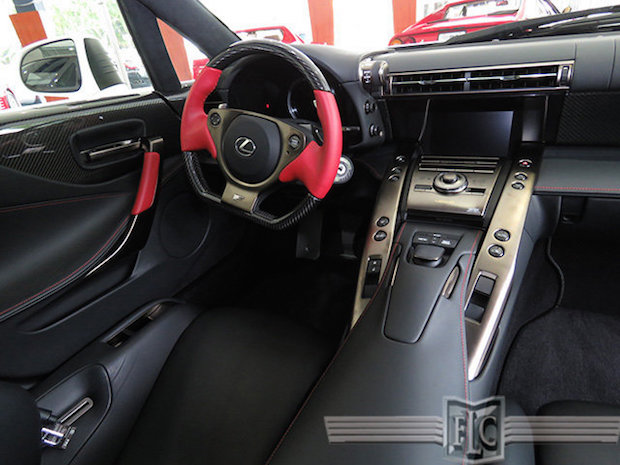 2015 Mustang Gt 0 60 >> Whitest White Lexus LFA For Sale - Exotic Car List