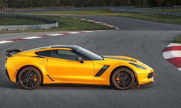 2016 Corvette Z07 >> 2016 Corvette Z06 - Domestic Muscle - Exotic Car List