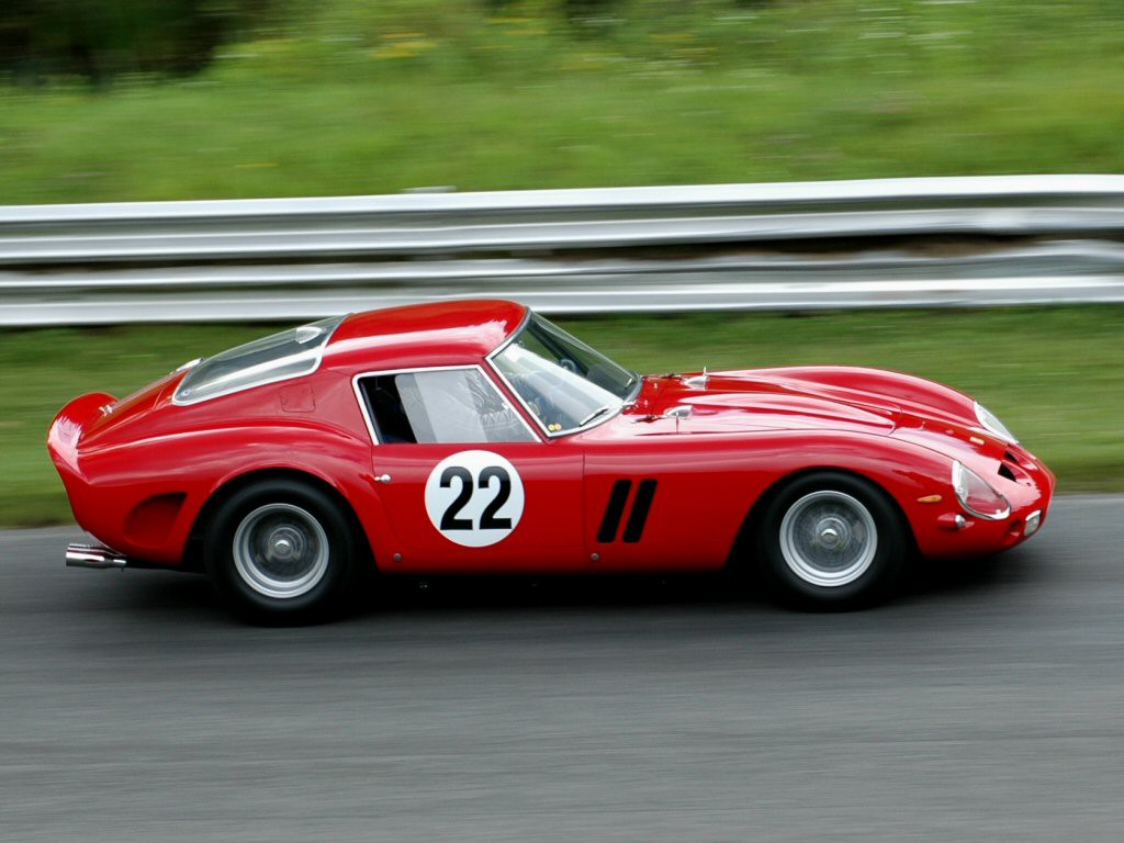 The Ferrari 250 GTO - Exotic Car List