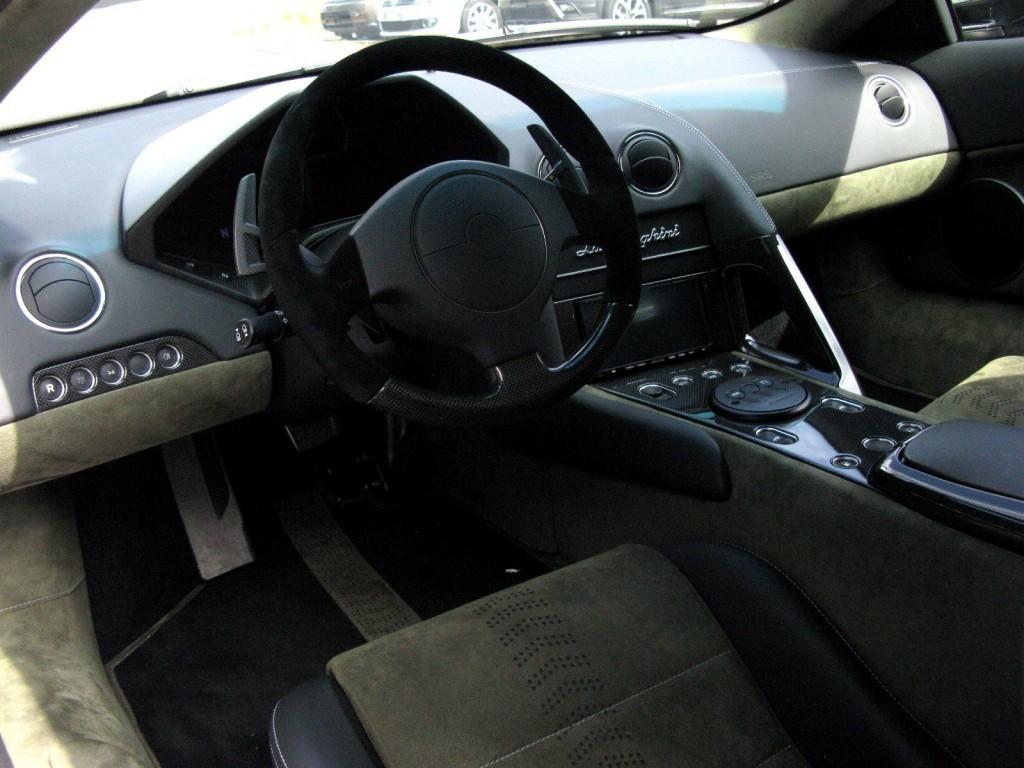 Lamborghini Reventón Interior
