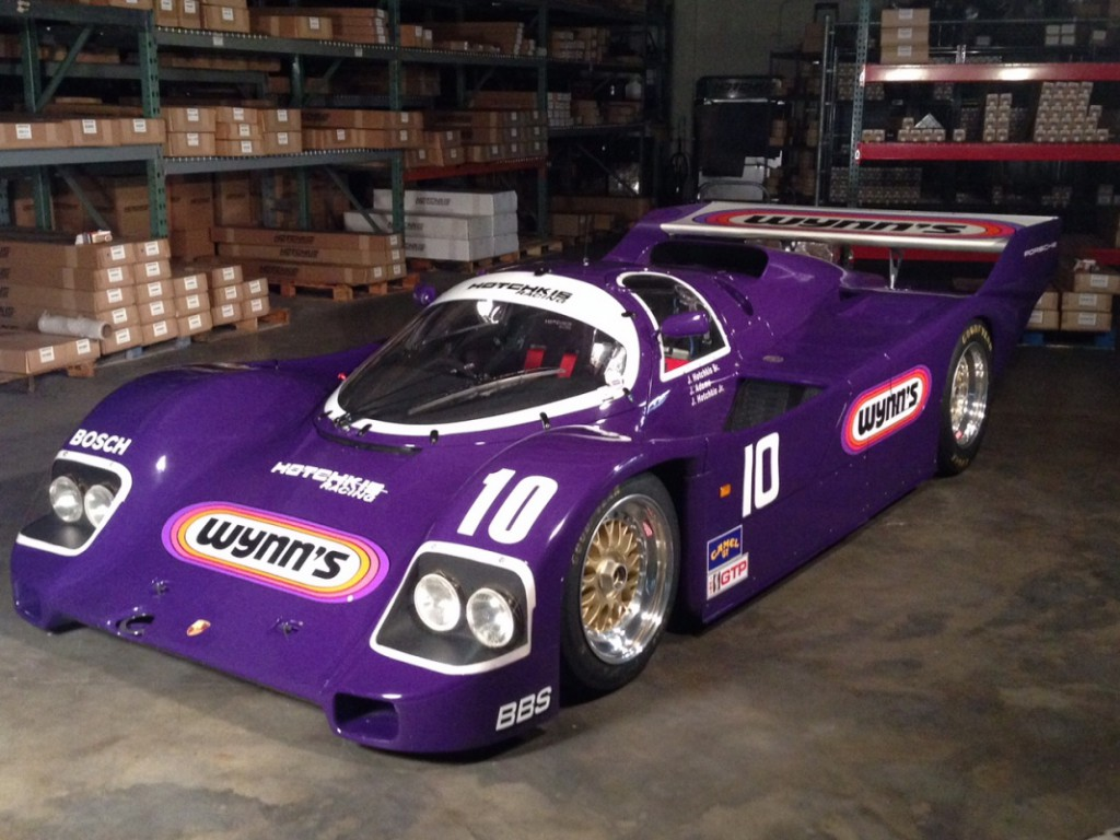 1986 Porsche 962 IMSA GTP For Sale - Exotic Car List
