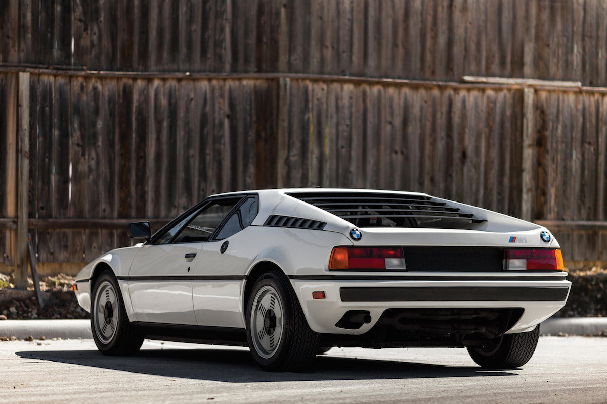 Bmw M1 For Sale >> Bmw M1 To Set Record Price At Auction Exotic Car List