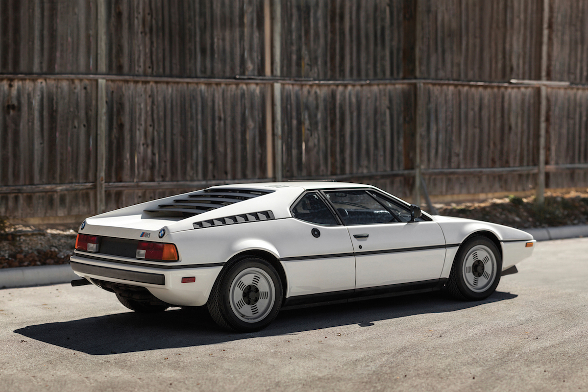 Low Price Car >> BMW M1 to Set Record Price at Auction - Exotic Car List