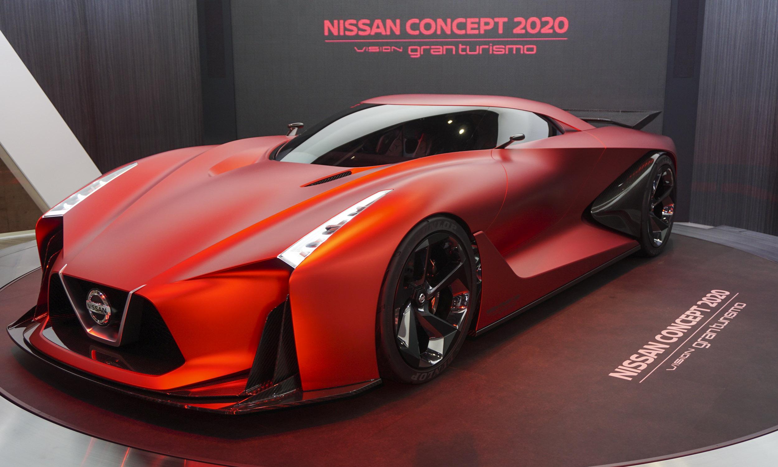 2015 Tokyo Motor Show - Exotic Car List
