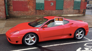 How to Sell a Ferrari