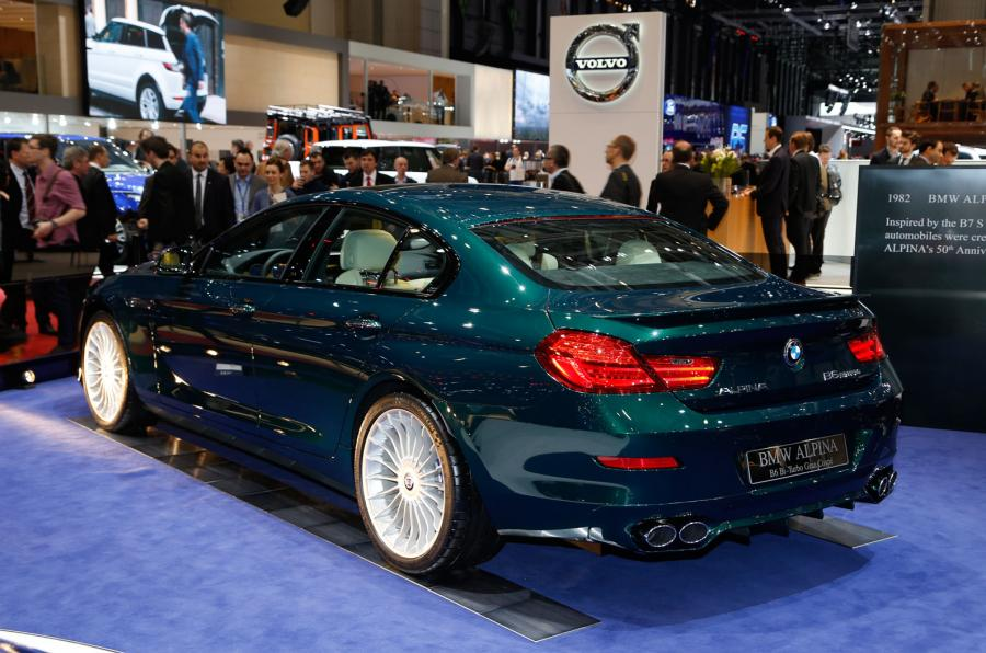 Alpina B BiTurbo Edition Exotic Car List - Bmw alpina b6 biturbo price