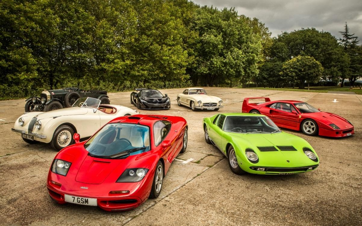 Buy Supercars