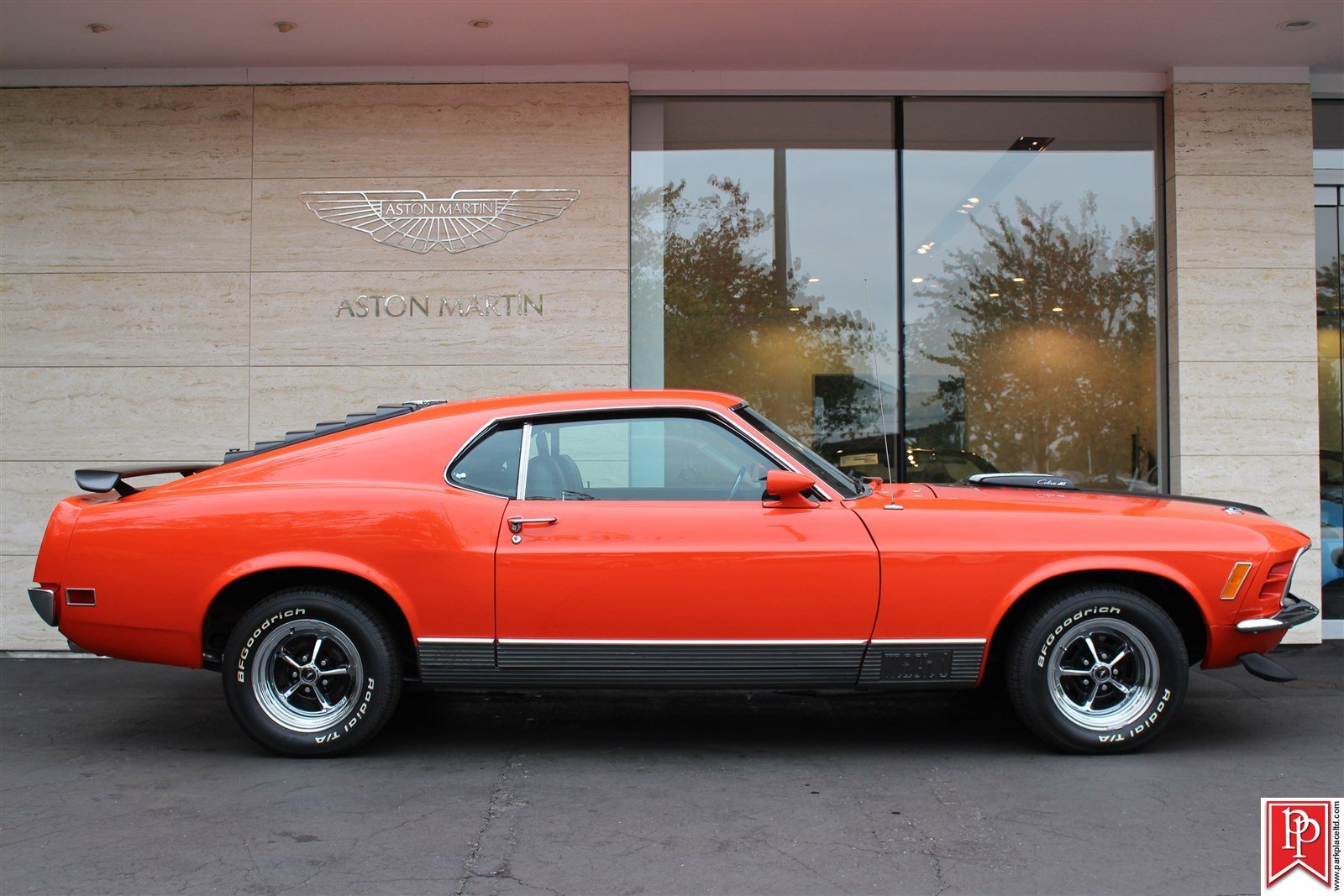1970 Ford Mustang Mach 1 Super Cobra Jet - Exotic Car List