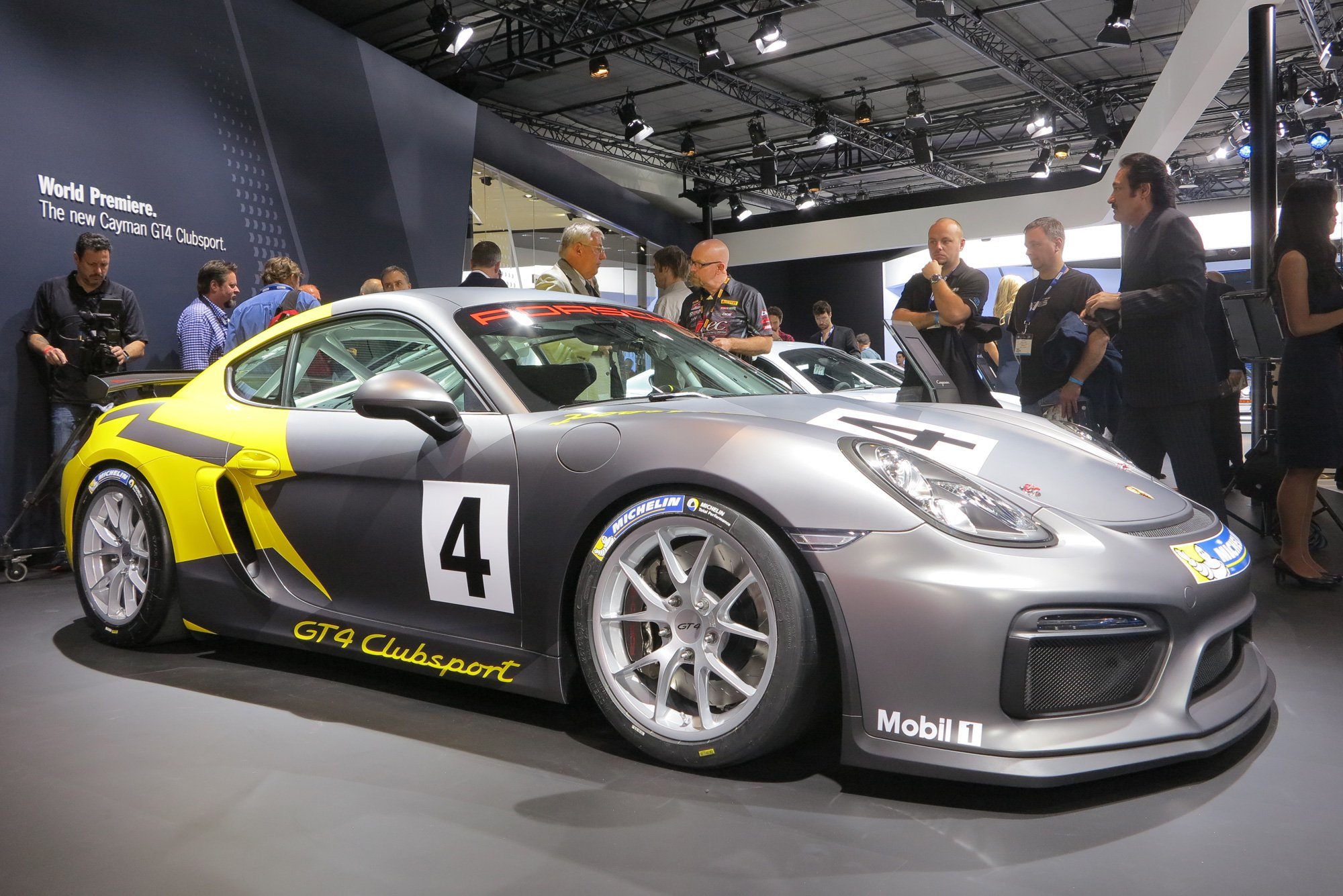 Gt4 Clubsport For Sale >> 2015 Los Angeles Auto Show - Exotic Car List