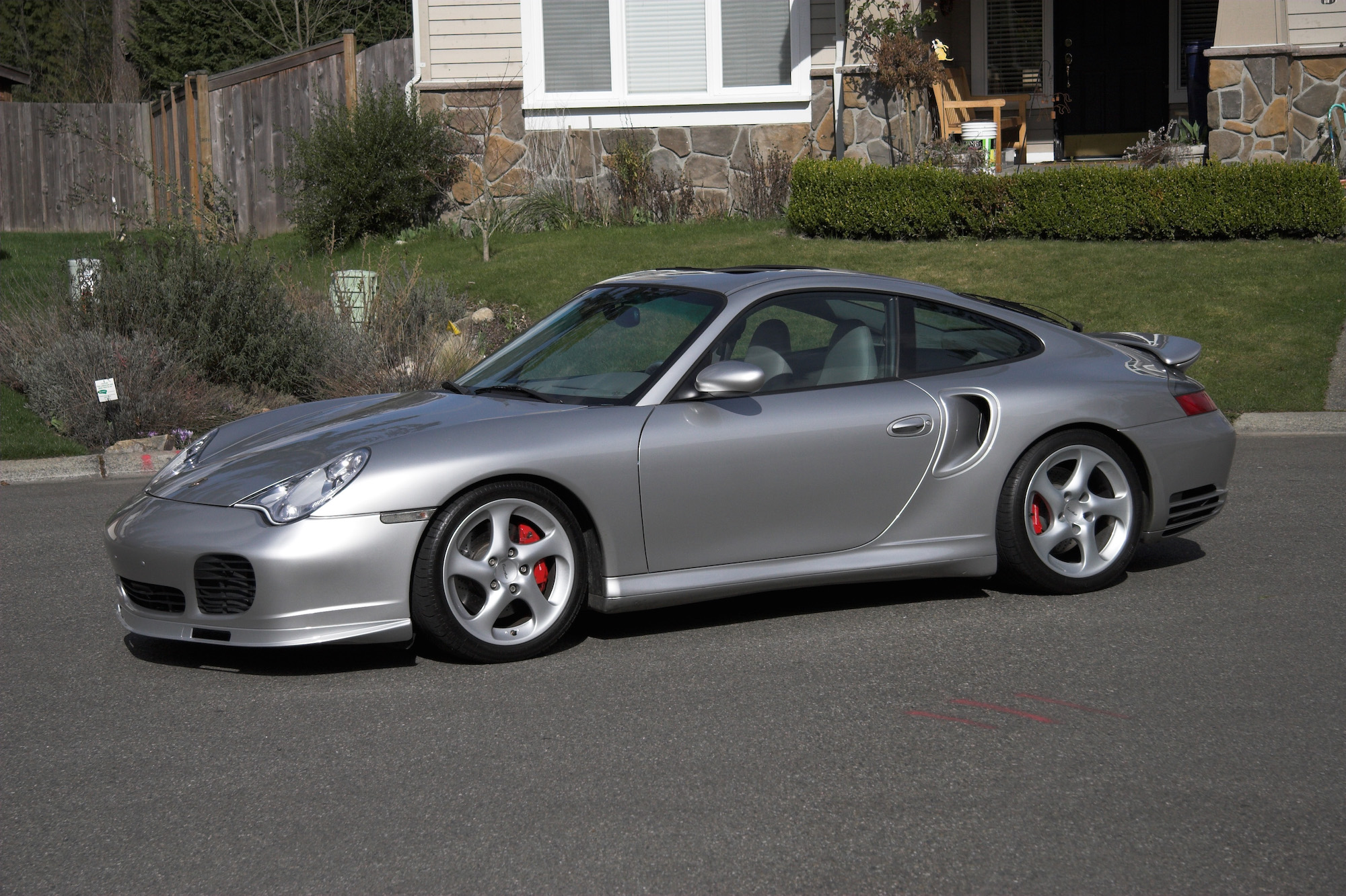 porsche 996 turbo vs 997 turbo - exotic car list