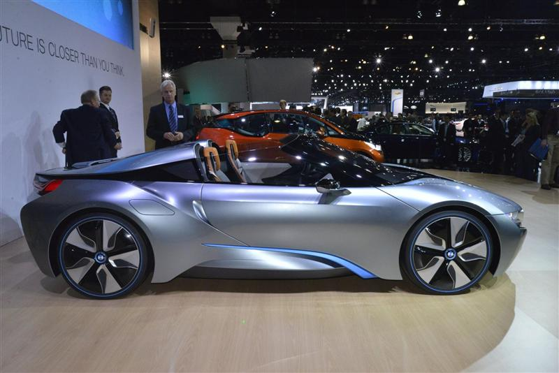 Bmw I8 Spyder Soon To Be Unveiled Exotic Car List